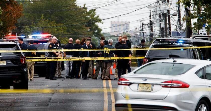 El presunto responsable de un tiroteo a las afueras de la ciudad de Nueva York que causó un muerto y cinco heridos fue acusado hoy de asesinato. EFE/ARCHIVO