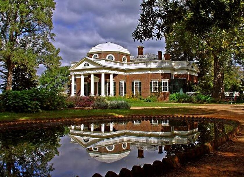 An overlooked chapter in Monticello history