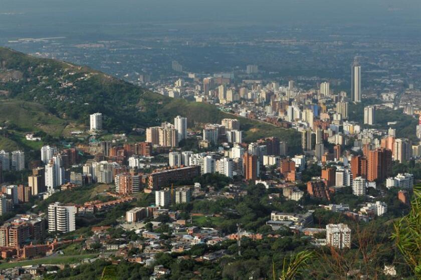 Vista panorámica de Cali (Colombia). EFE/Archivo