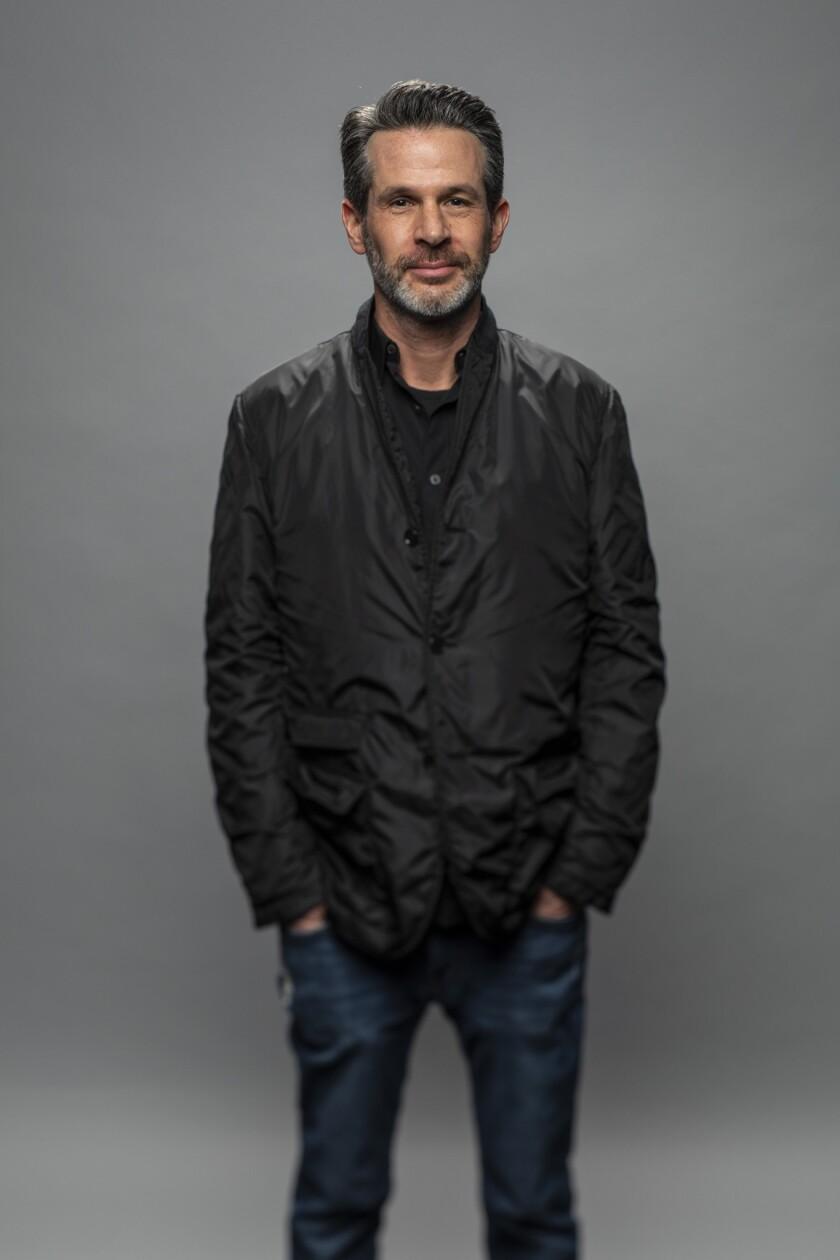 HOLLYWOOD, CA --MARCH 24, 2019 -- Simon Kinberg, an executive producer on Jordan Peele's CBS re-boot