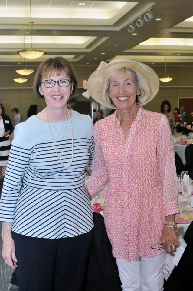 Nancy Lilliott, Lynne Calkins