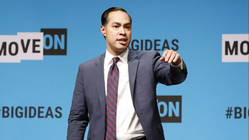 MoveOn Big Ideas Presidential Forum