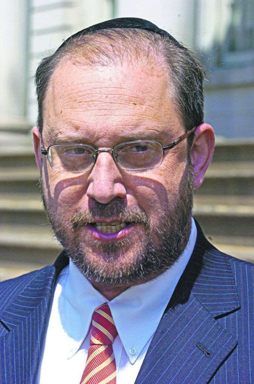 Brooklyn state Sen. Simcha Felder's chief of staff, Rodney Powis, was placed on paid leave after being accused of groping a woman at an upstate fund-raiser.