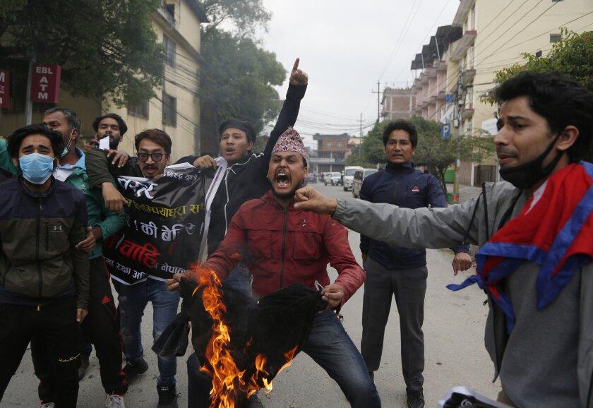 India Nepal Disputed Territory