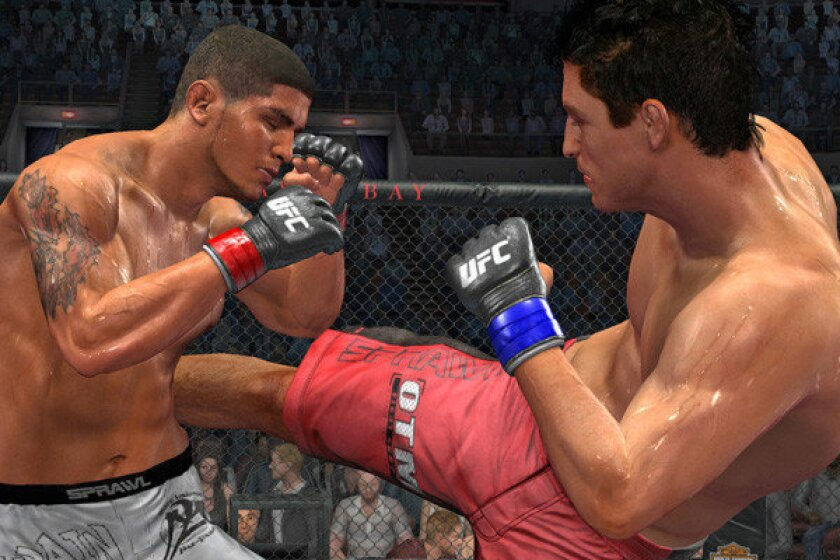 """With its great visuals and better gameplay, """"UFC Undisputed 2009"""" will win over new fans of mixed martial arts."""