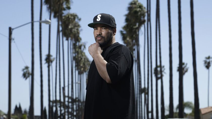 Column: The loss of Nipsey Hussle, and the neighborhood's