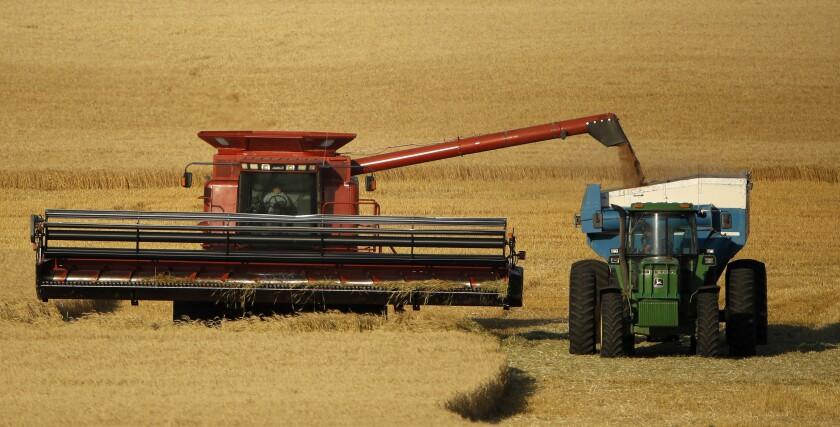 Virus Outbreak Kansas Harvesters