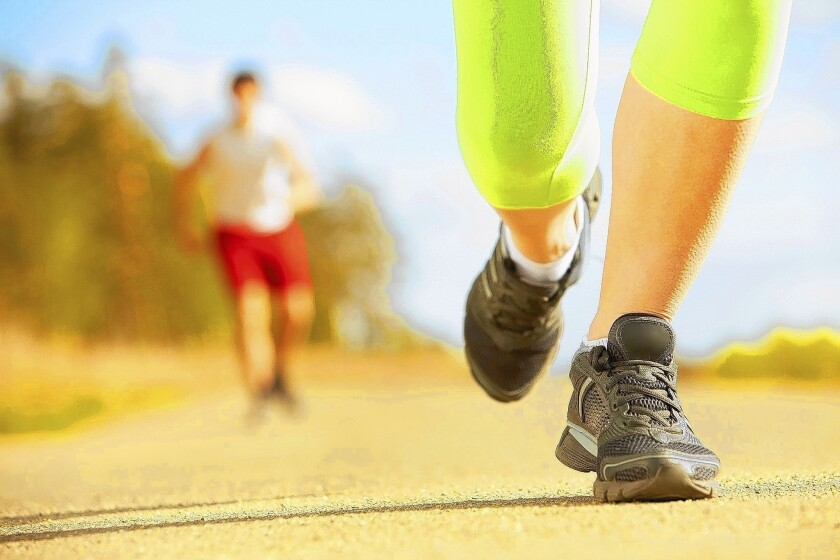 Shin splints can take days or even months to heal.