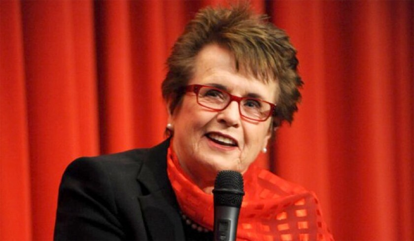 With Billie Jean King's help, U.S. takes right stand at Sochi Games