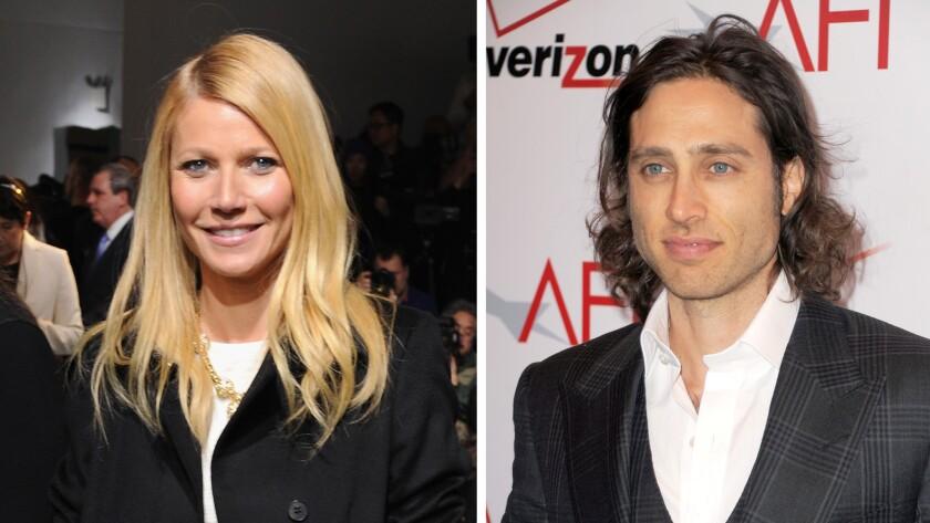 Gwyneth Paltrow reportedly dating Brad Falchuk