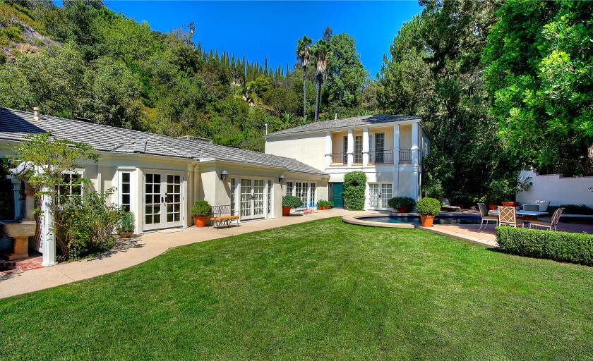 Katy Perry's guesthouse