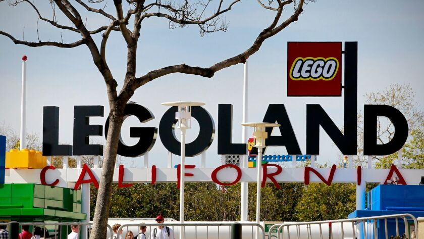 Legoland California in Carlsbad hopes it will get the green light to reopen by July 1.