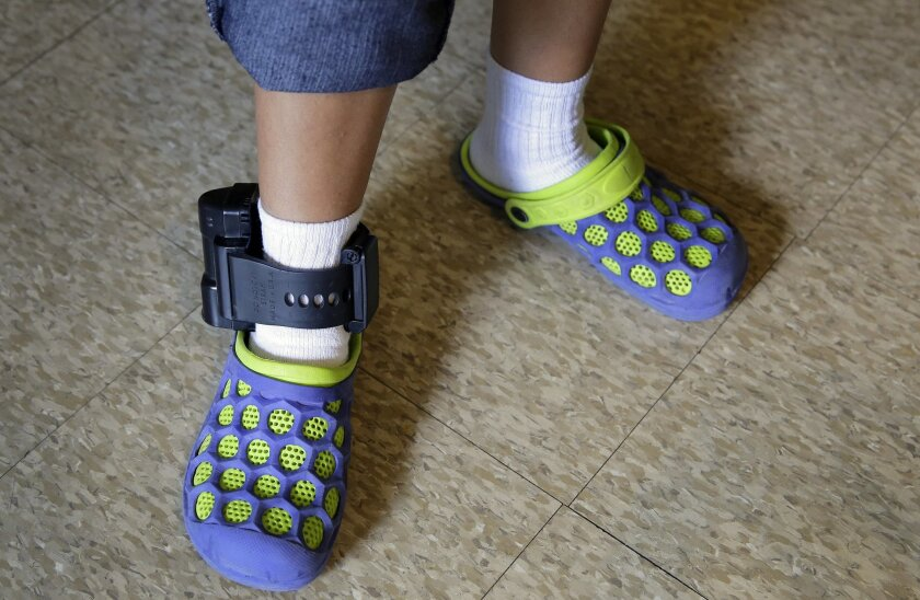 Lawyers: immigrant mothers coerced to wear ankle monitors