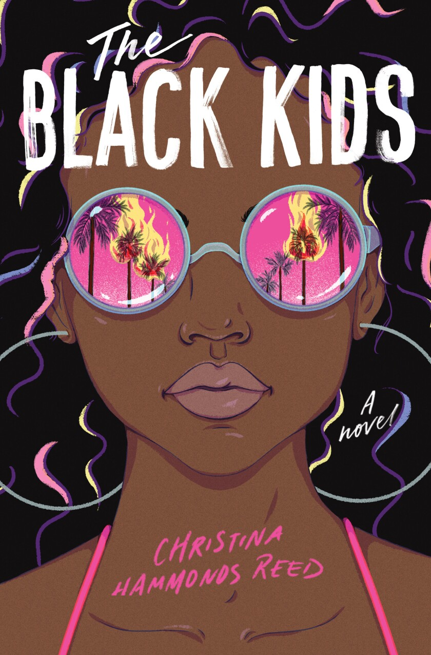 """The Black Kids"" by Christina Hammonds Reed."