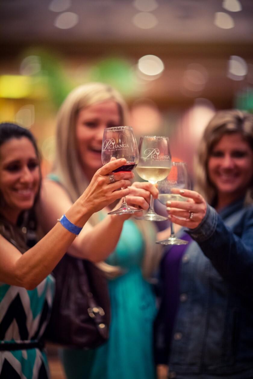 Pechanga's 11th annual Wine Festival