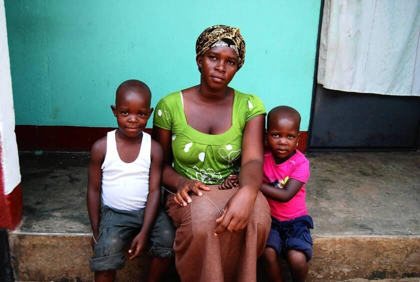 Uganda widow wins compensation after fight