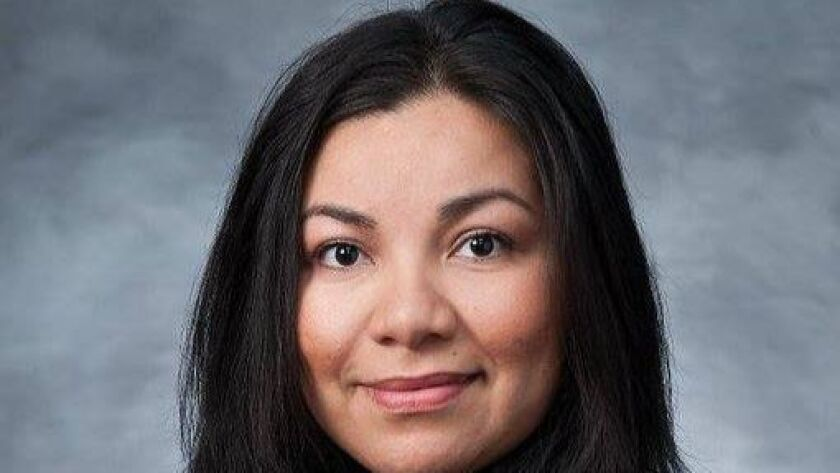 Consuelo Martinez, candidate to Council in Escondido. Courtesy of Consuelo Martinez User Upload Cap