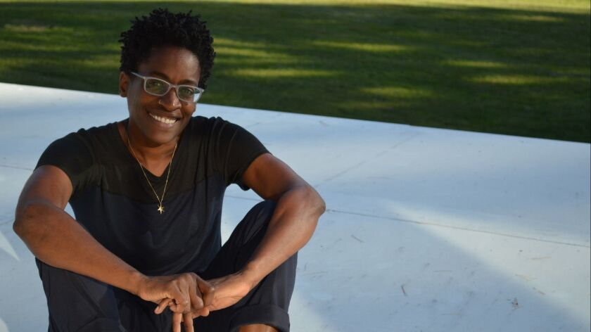 """The author of """"Another Brooklyn,"""" Jacqueline Woodson. Credit: Juna F. Nagle / HarperCollins"""