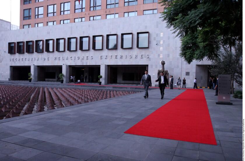 Políticos republicanos y demócratas participarán en la próxima Reunión Anual de Embajadores y Cónsules (REC), a celebrarse del 9 al 11 de enero en la Secretaría de Relaciones Exteriores (SRE).