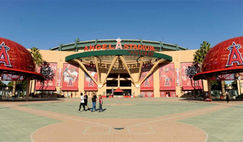 'Los Angeles Angels of Anaheim' could be no more
