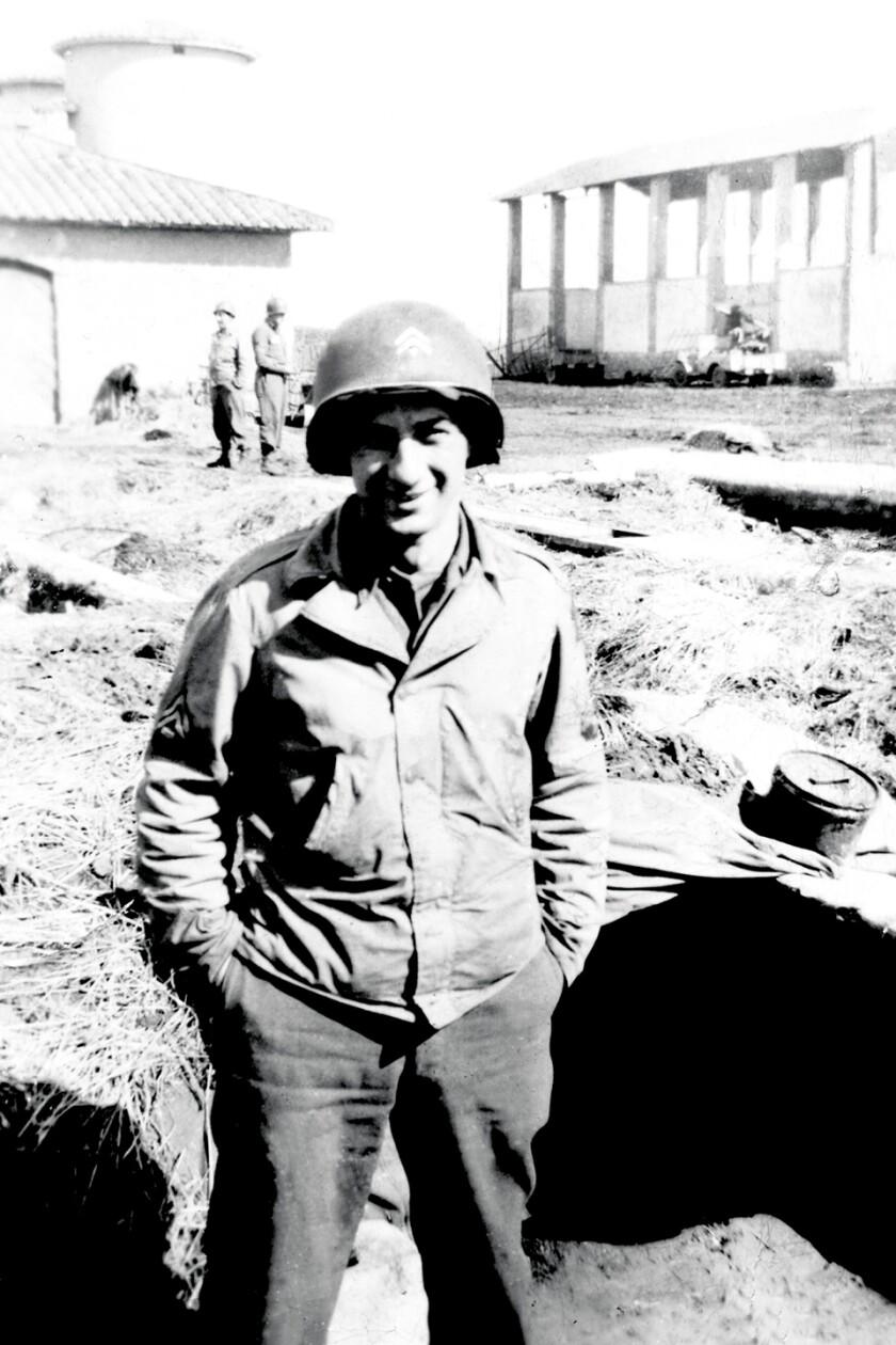 Frank Engardio WWII