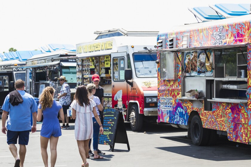 10th annual Gourmet Food Truck Festival