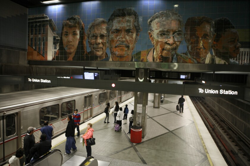 Have bike, will ride train -- if Metro will just provide more bike lockers