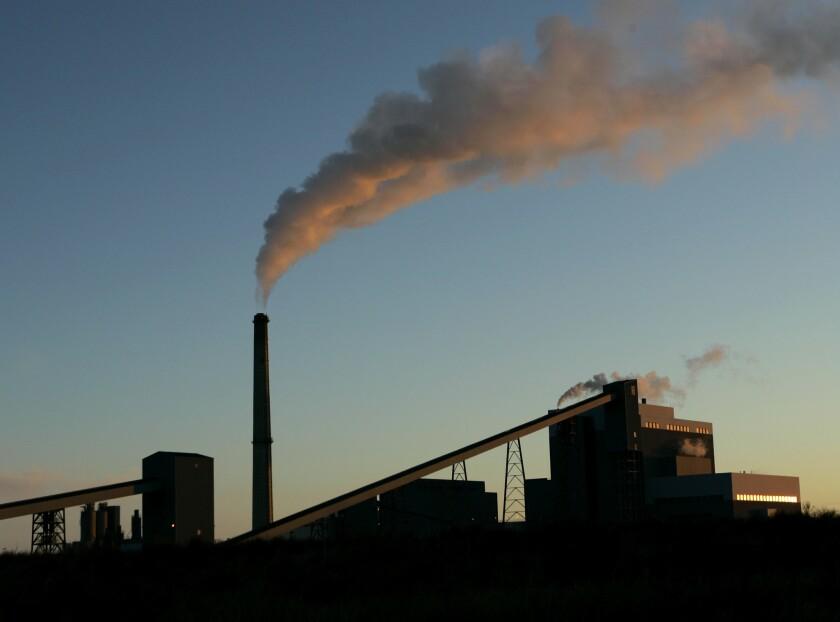 U.S. carbon emissions rose in 2013