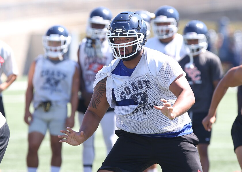 Junior College Football Preview: Orange Coast looks to turn things around