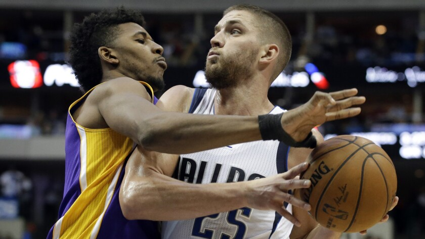 Nick Young, Chandler Parsons