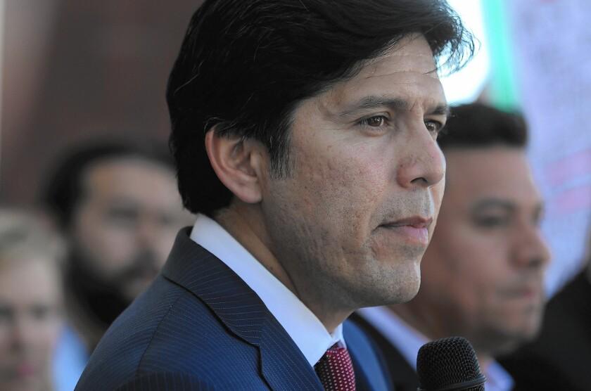 State Sen. Kevin de León