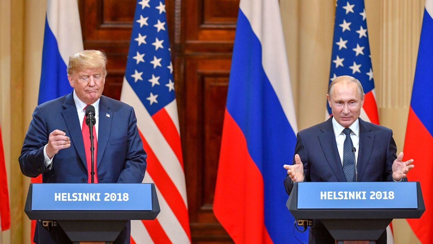 U.S.-Russia summit
