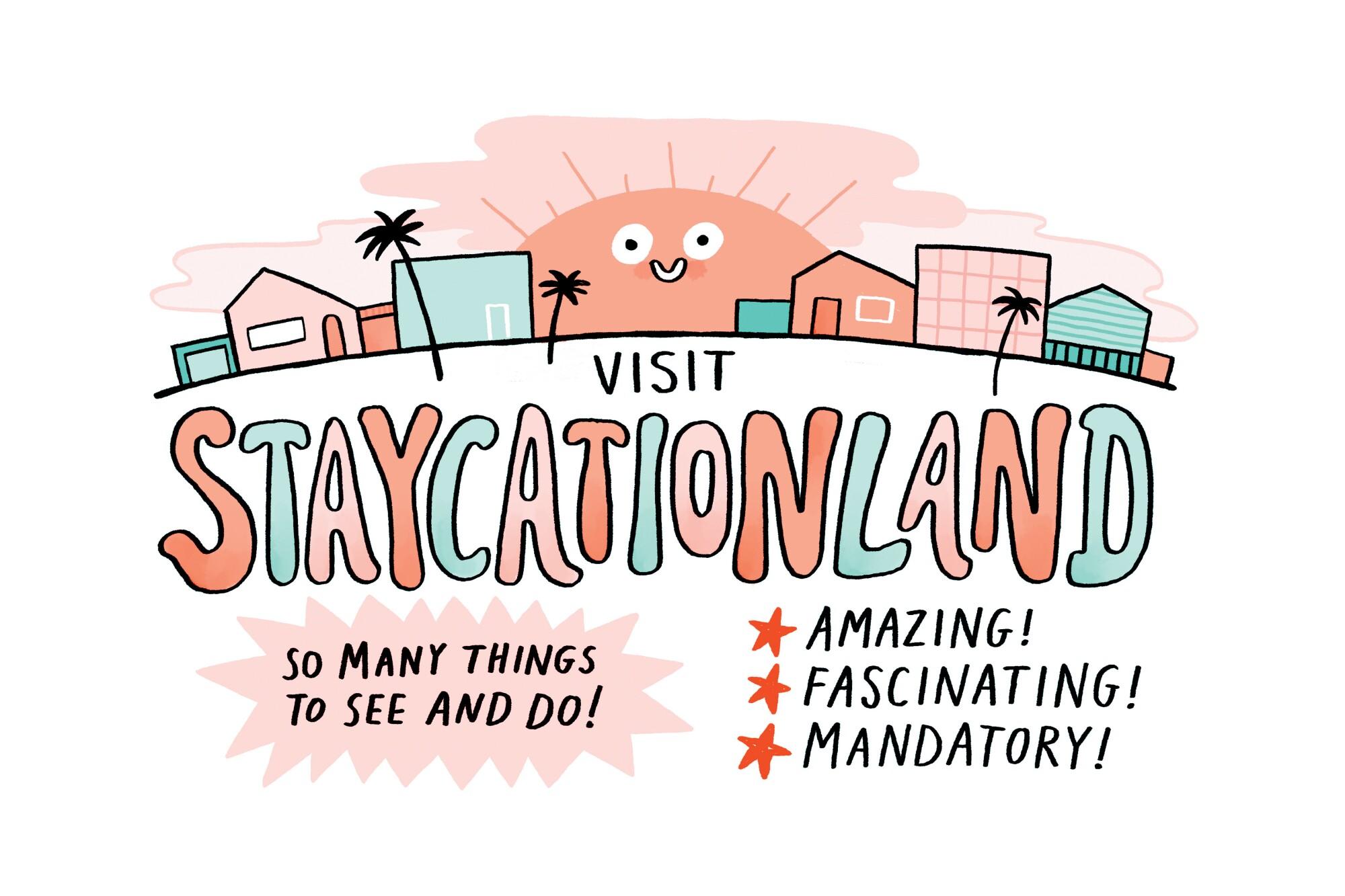 Visit Staycationland