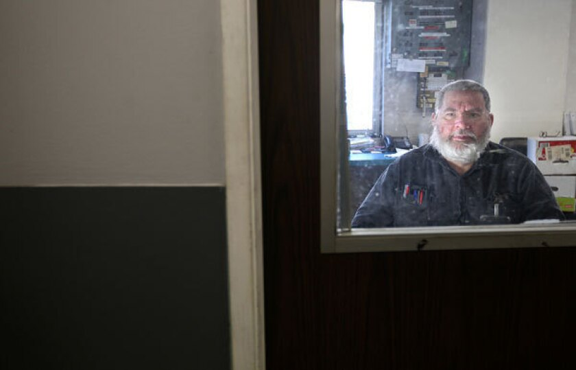 """Twenty-three years after the Herald-Examiner's final front page said """"So long, Los Angeles,"""" Chuck Lutz is leaving the building."""