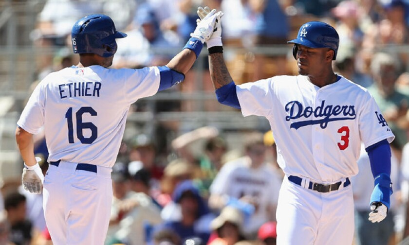 Andre Ethier, Carl Crawford