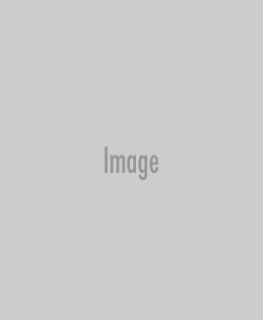 The Bay Bridge troll, seen in front of the newly opened bridge.