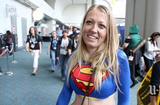 Who is the best female super hero?