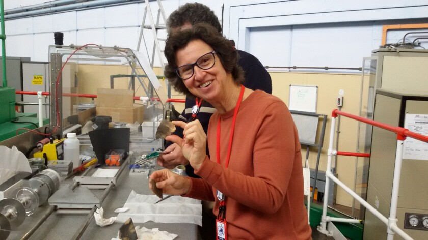 Scientists testing ancient bones