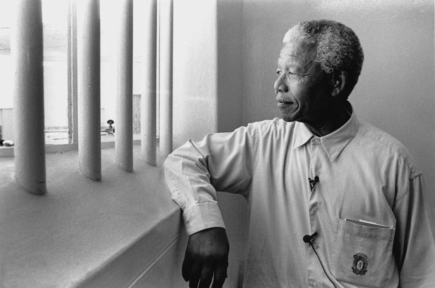 Robben Island: The place that changed Nelson Mandela - Los Angeles Times