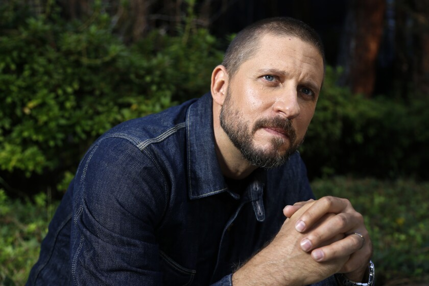 """Suicide Squad"" director David Ayer"