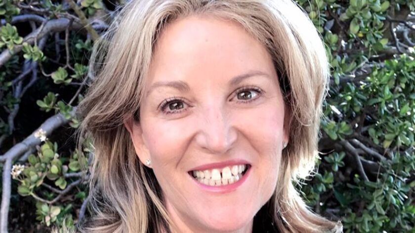 Anne Belyea is the Laguna Food Pantry's new executive director. The Laguna resident was on the pantr