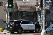 Seven cadets arrested in LAPD investigation of stolen police cruisers