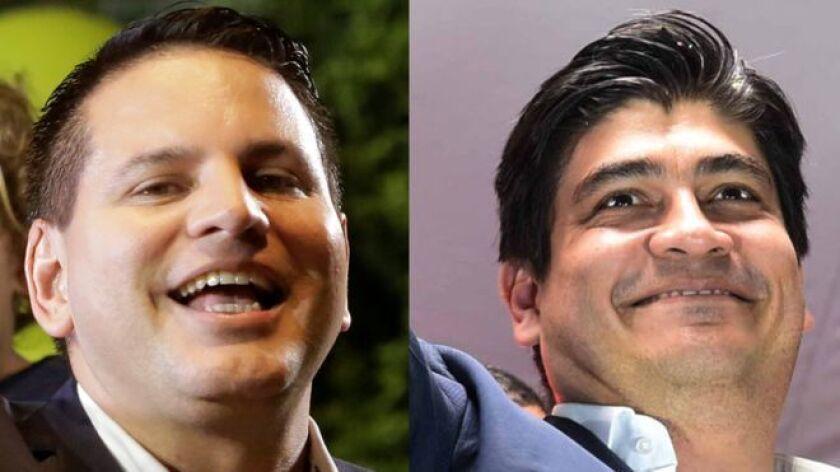 Tendrá lugar el 1 de abril y en ella se medirán los dos candidatos que lograron más votos este domingo, aunque no suficientes para gobernar el país los siguientes cuatro años: Fabricio Alvarado (Partido Restauración Nacional) y Carlos Alvarado (Partido Acción Ciudadana, actualmente en el poder).