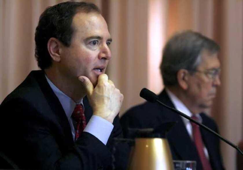 Schiff calls attacks on U.N. Ambassador Susan Rice 'unfounded'