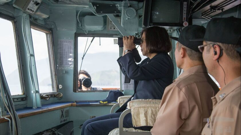 Taiwan holds naval drill to boost defense readiness, Su'ao - 13 Apr 2018