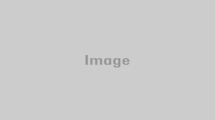 Mark Shimazu's photo mural is located at the concierge's desk at Westfield UTC.
