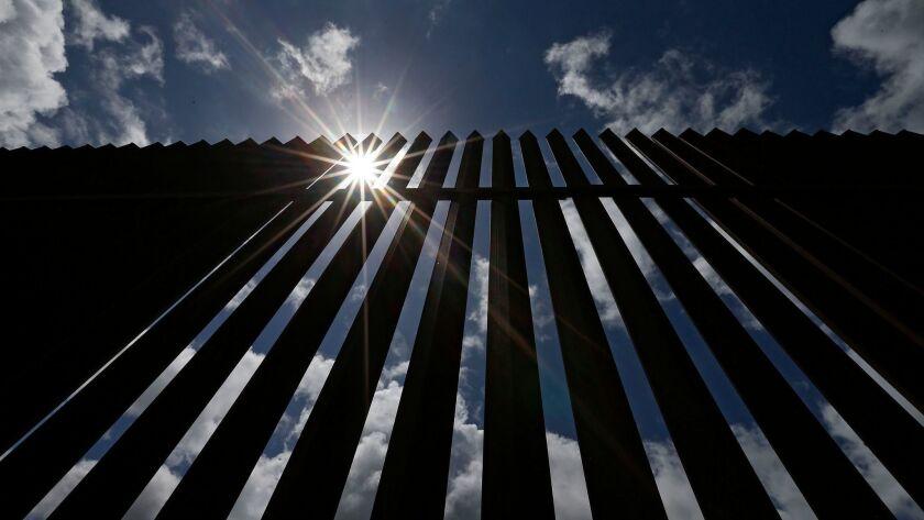 Immigration along the Texas Mexico border., Brownsville, USA - 20 Jun 2018