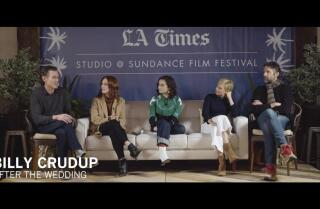 Julianne Moore on flipping genders in 'After the Wedding'