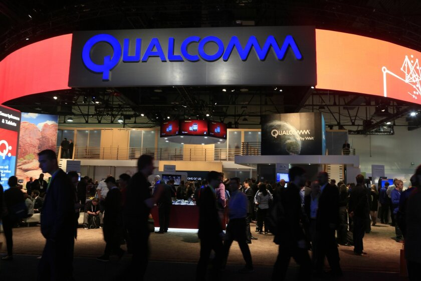 Qualcomm is seeking to put Judge Lucy Koh's decision that the company violated monopoly laws on hold while it appeals to the Ninth Circuit.
