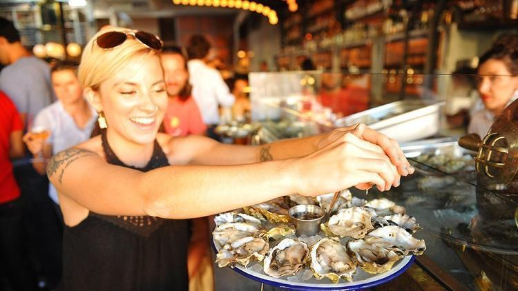 8/5/15 Ironside Fish & Oyster's Shuck-a-Thon